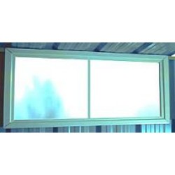 Absco Sliding Perspex Window Absco Shed Accessories